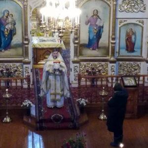 Праздник Покрова Пресвятой Богородицы в Хиславичах